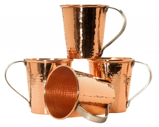 Sertodo Moscow Hammered Copper Mule Mug