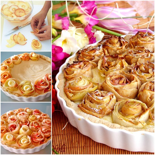 Cooking Classes - How To Make Rose Apple Pies