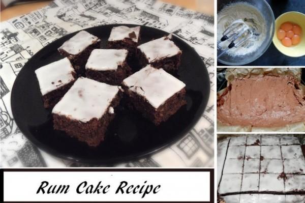 DIY Rum Cake Recipe