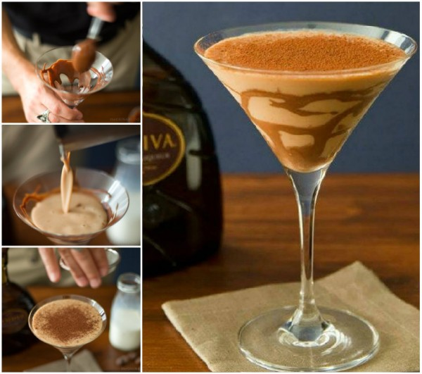 Extreme Chocolate Martini Recipe