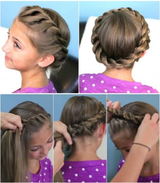 Outstanding How To Do Cute Braids Hairstyles Braids Short Hairstyles Gunalazisus