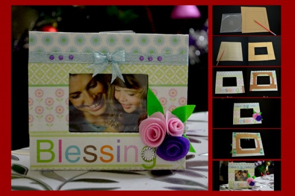 How To Make Custom Picture Frames With Recycled Materials