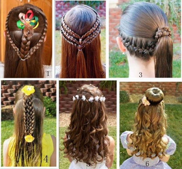 6 Cute Hairstyles For Girls Every Parent Should Know