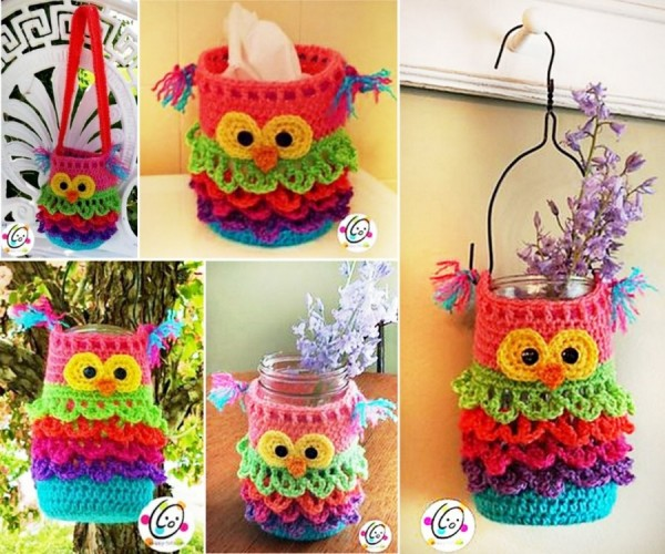 DIY Bonbon The Owl Free Crochet Pattern 1