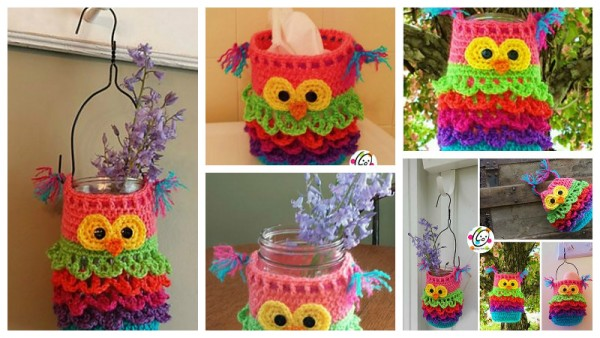 DIY Bonbon The Owl Free Crochet Pattern