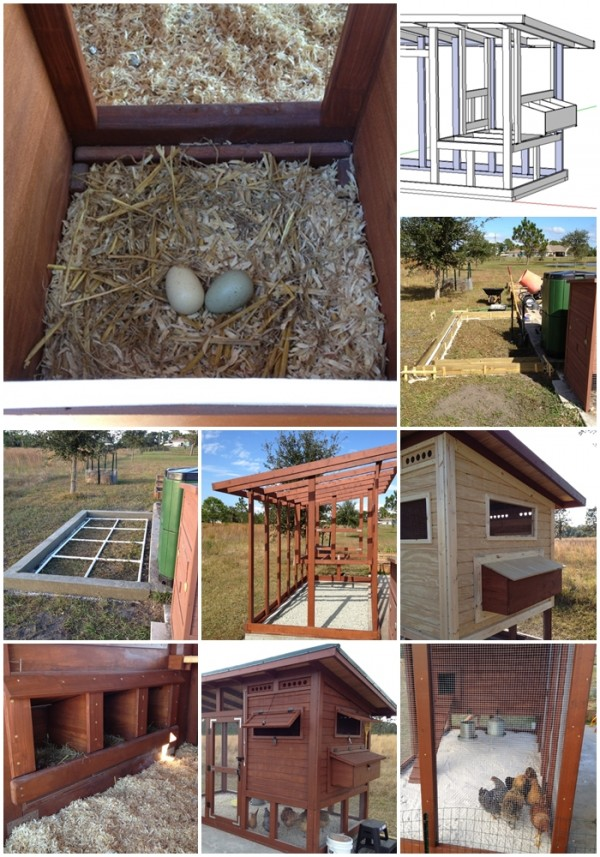 DIY Chicken Coop Plans 1