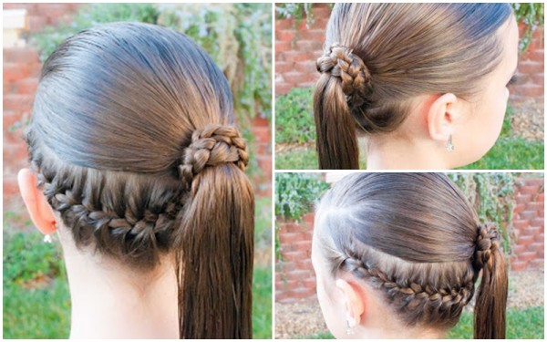 How To Do A Fancy Ponytail