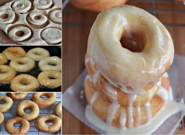 Krispy Kreme Doughnut Recipe