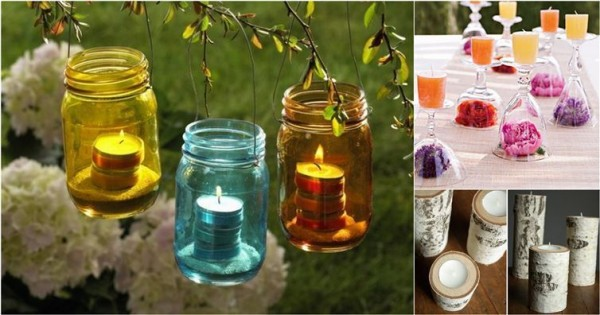 18 Candle Decor Ideas
