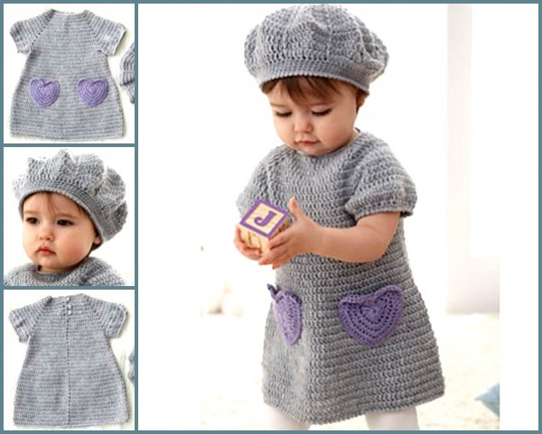 Free Crochet Patterns - Kids Clothing