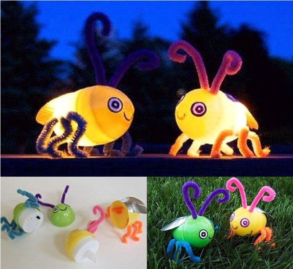Glow In The Dark Fireflies
