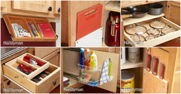 Organization Tips To Make Your Kitchen Better Organized