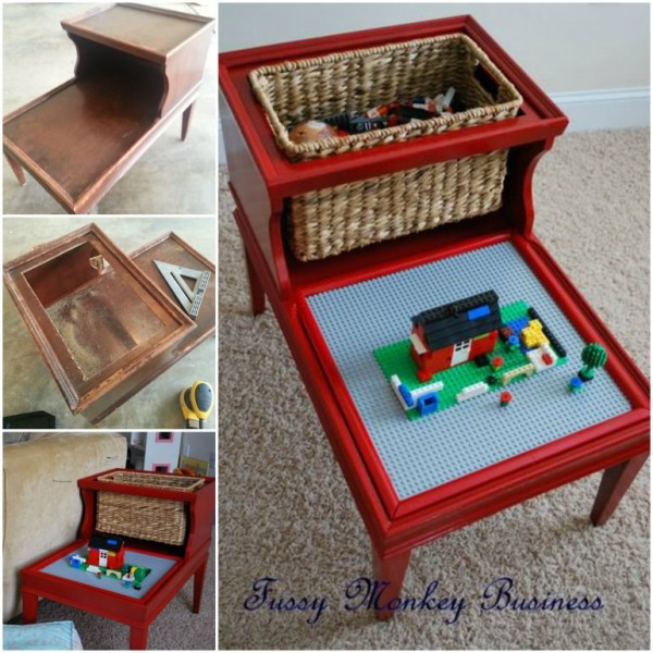 Repurposed-Lego-Table