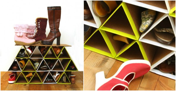 Shoe Rack DIY Tutorial