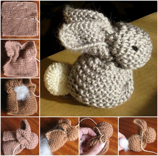 Cute Bunny Knitting Patterns
