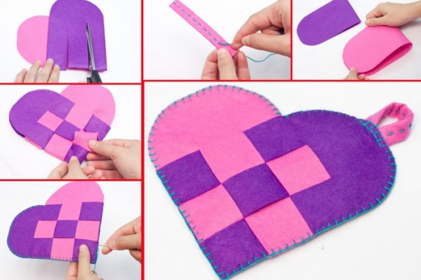 are you looking to make pot holders for your pans ovens or pots this heart shaped pot holder tutorial makes lovely heartshaped pot holders for your