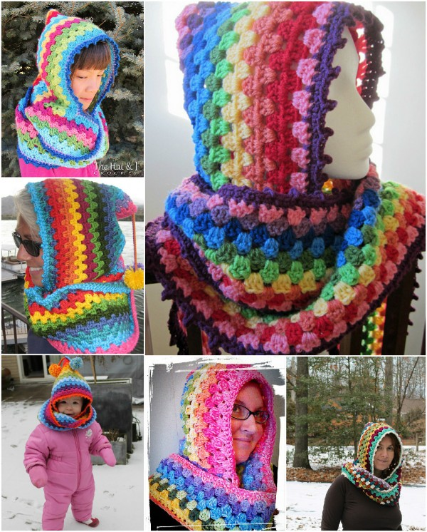 Custom Hoodies Crochet Pattern 1