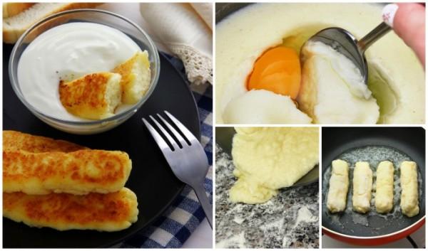 Semolina Croquettes Recipe