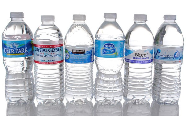 What To Check Before Buying Bottled Water